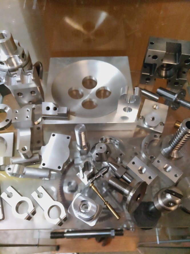 Spare Parts Manufacturing Sweden