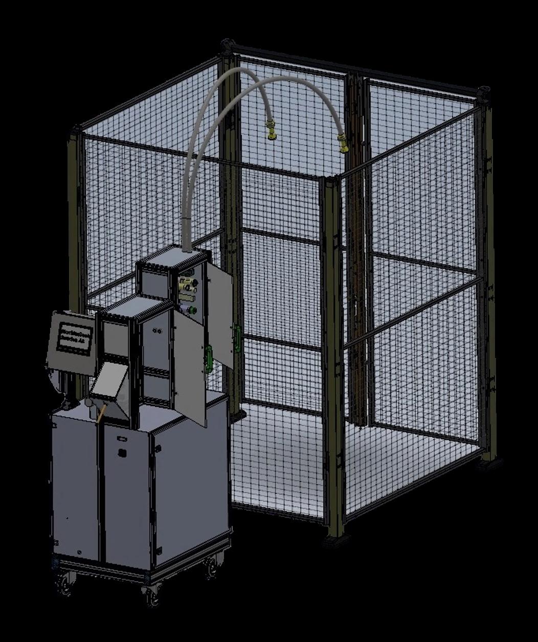 Fillex - Bag Filling Machine