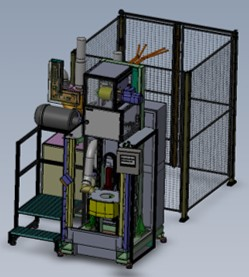 Fillex - Vertical Filling Center - Single Station