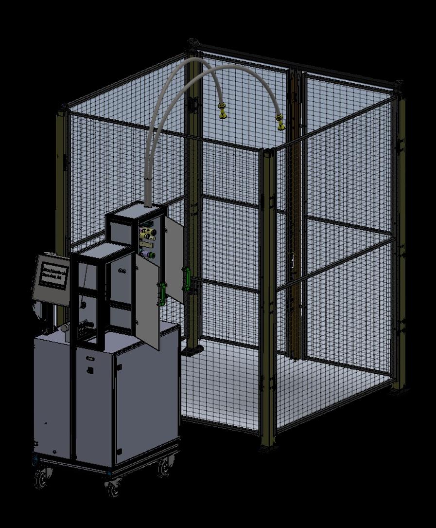 Fillex – Manual Filling Machine
