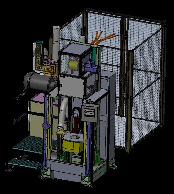 Fillex - Vertical Filling Center - Single Station